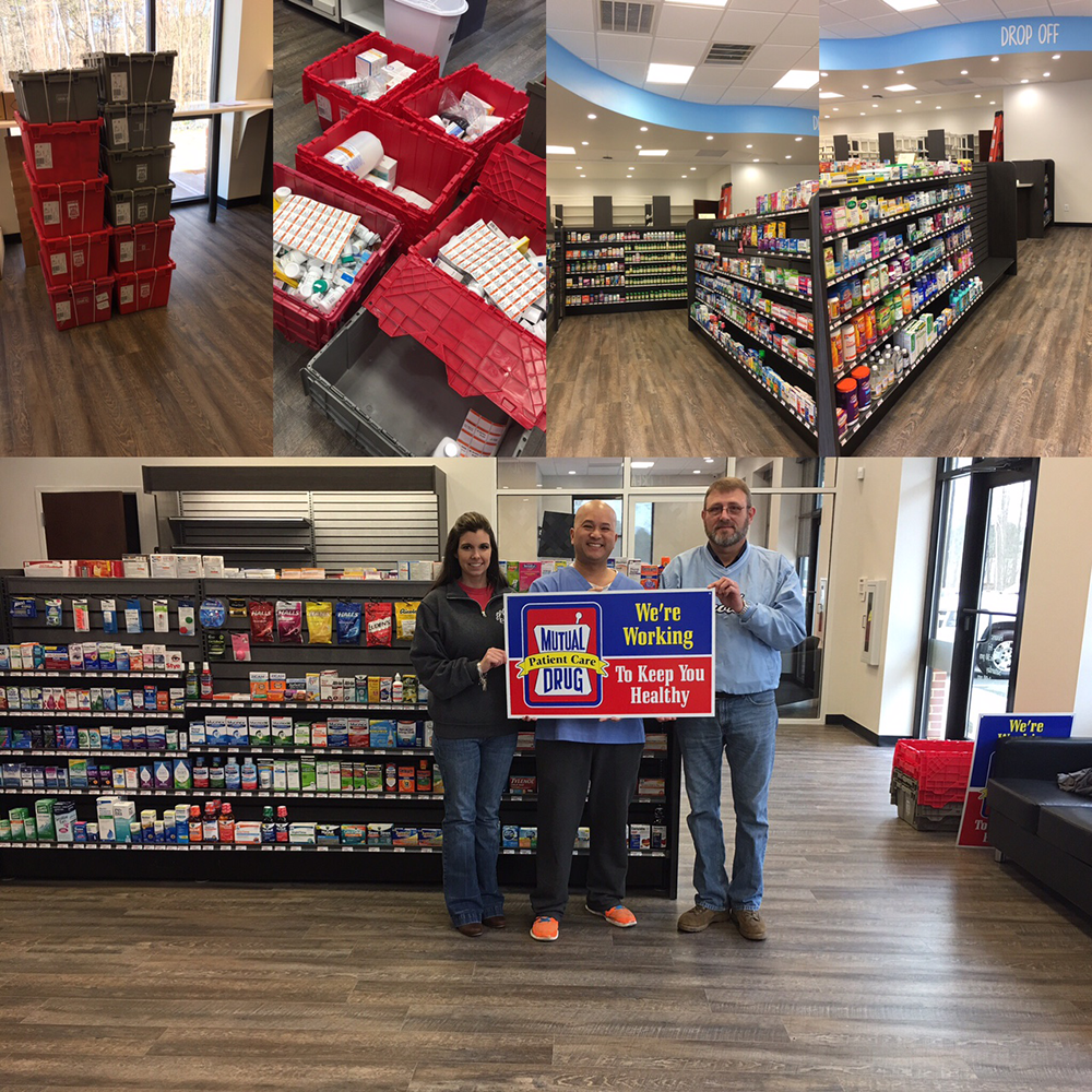 501 Pharmacy is now open in Chapel Hill - located in Veranda at Briar Chapel!