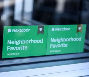 Vote 501 Pharamcy for your Nextdoor Favorite