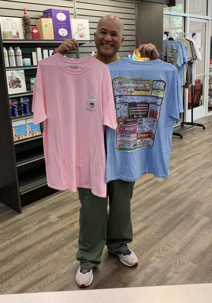 Limited Edition 501 Pharmacy T-Shirts