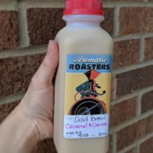 Grab & Go Cold Brew Coffee from Aromatic Roasters Available at 501 Pharmacy