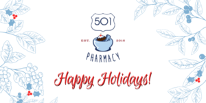 501 Pharmacy December Update