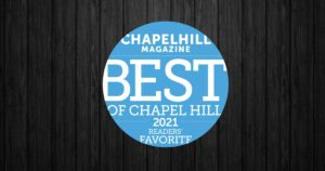 Vote 501 Pharmacy for Best of Chapel Hill