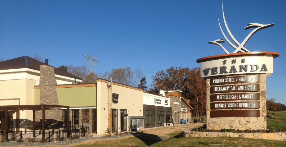 Veranda property